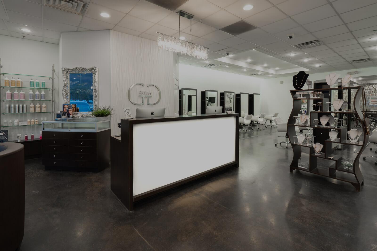 Gatsby Salon Nj Hair Salon